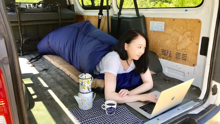 【192通信】身長190㎝以上でも快適な空調寝袋があった!