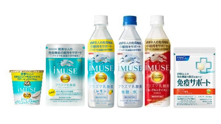 免疫機能の機能性表示食品プラズマ乳酸菌を使用した「iMUSE(イミューズ)」のアンバサダー検定を受けてみた!