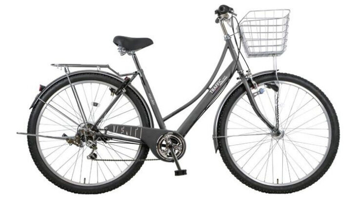 【192通信】190㎝以上でも乗りやすい?背が高い人のための29インチの自転車